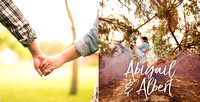 Abi + Albet Engagement Album